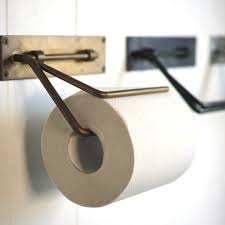 paper holder the world s most beautiful toilet paper holders apartment therapy