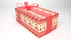 gift boxes christmas gift box christmas by serquin 3docean