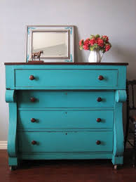 bureau turquoise 12 best hallway images on painted bureau furniture