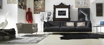 Leather Sofa And Armchair Gamma Arredamenti Fall In Love With Leather Leather Furniture