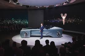 rolls royce vision 100 bmw group the next 100 years iconic impulses london