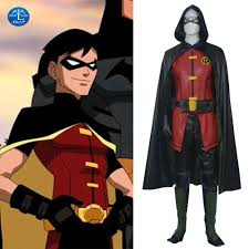 nightwing halloween costumes manluyunxiao men u0027s young justice robin costume men full set