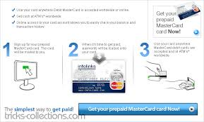 prepaid debit cards no fees get prepaid mastercard with no activation fees from infolinks