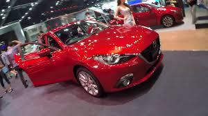 mazda new models 2017 new mazda 3 sedan vs mazda 3 hatchback 2016 2017 youtube