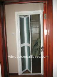 Shower Bifold Door Bathroom Folding Door Moniredu Info