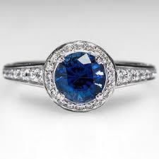 sapphire engagement rings meaning september birthstone ragnar jewellers