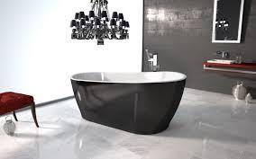 black bathtubs for luxury bathroom ideas