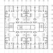 Disney Concert Hall Floor Plan by Schematic Design For Nyc Net Zero Public Housing Project U2014 Journey