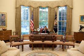 President Obama In The Oval Office Free Public Domain Image President Barack Obama On The Telephone