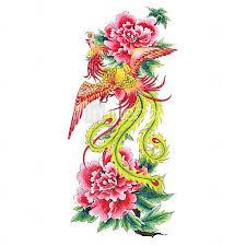bird of paradise phoenix tattoo photo 1 2017 real photo