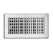Ceiling Heat Vent Covers by Registers U0026 Grilles Hvac Parts U0026 Accessories The Home Depot