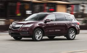 jeep acura 2016 acura mdx 9 speed automatic test u2013 review u2013 car and driver