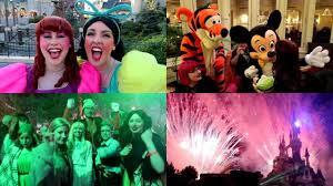 disneyland paris halloween party 2016 dlpboo youtube