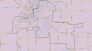 Isu Map District Information Attendance Boundary Maps