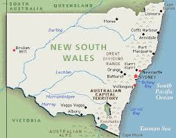 map of new south wales new south wales map map of new south wales greenwich
