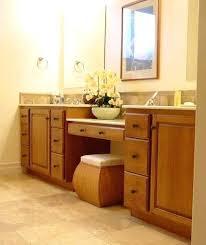 bathroom makeup vanity ideas bathroom cabinets with makeup vanity best bathroom makeup vanities