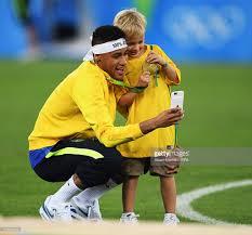 Penalty Flag Football Brazil V Germany Final Men U0027s Football Olympics Day 15 Photos