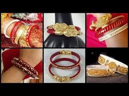 shakha pola bangles online bengali gold shakha pola bangle designs