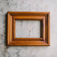 Picture Frame On Wall by The Palmer Plank Style Frame Shop Rustic Frames Chirpwood Llc