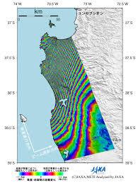 Ucsd Maps Geo U0027s Chile Event Supersite Website