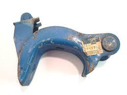 nos camaro 1969 camaro bumper hook bracket for endura front bumper gm