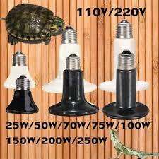 250w infrared heat l 25 250w infrared ceramic emitter heat l for reptile pet brooder