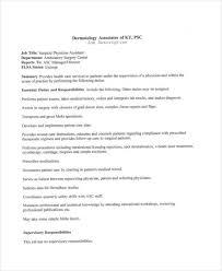 dermatologist job description consultant dermatologist job