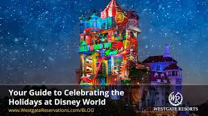 guide to celebrating the holidays at disney world