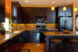 Kitchen Design With Black Appliances Kitchen Modern Kitchen New York By Rikki Snyder