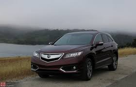2016 acura rdx awd review with video