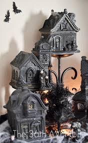 Halloween Village Decorations by 50 Best Indoor Halloween Decoration Ideas For 2017