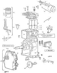 briggs u0026 stratton engine craftsman parts model 80202 2369 01