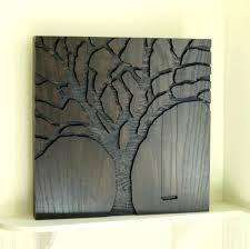 wall ideas ripple effect modern abstract metal wall art painting