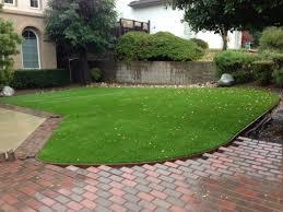 Patio Grass Carpet Fake Grass Carpet Whiterocks Utah Gardeners Front Yard Design