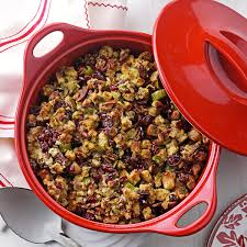 cranberry pear recipe taste of home