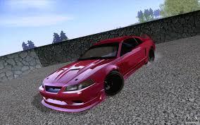 2003 Mustang Cobra Black Ford Mustang Svt Cobra 2003 Black Wheels For Gta San Andreas
