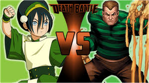 Toph Blind Sand Up To The Challenge Prelude By Strunton On Deviantart