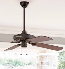 a ceiling fan with 16 in blades heron ceiling fan no light 4 blade ceiling fan rejuvenation