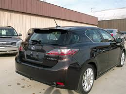 lexus hybrid hatchback lexus hybrid brims imports