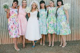 retro wedding dresses etsy find of the week the retro bridesmaid dres