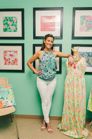 S Well Lilly Pulitzer by What The Lilly Pulitzer Team Wears To Work Color Prints Racked