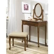 Vanity Mirror And Bench Set Vanity Tables And Sets At Erickson Furniture
