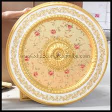 Cheap Ceiling Medallions by Luxury Ceiling Medallion Round Artistic Ceiling Decoration Buy