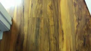 Install Laminate Flooring In Basement Pergo Laminate Floors Installed In A Basement Youtube