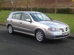 nissan almera manual transmission 2003 nissan almera 1 8 sxe manual petrol 5dr hatchback sat nav