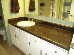 How To Remove A Bathroom Vanity How To Replace A Bathroom Countertop With Granite Tile Hubpages