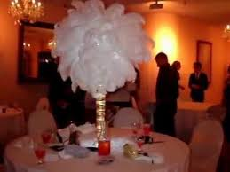 Sweet 16 Candelabra Masquerade Themed Sweet 16 Centerpieces In Gold U0026 White By Sweet