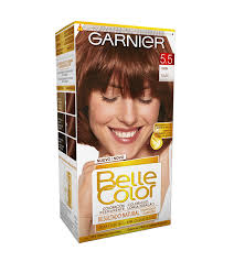 buy garnier coloring belle color 5 5 caoba u003e hair u003e hair dyes