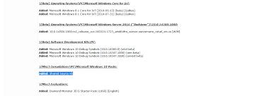 windows 10 source code internal builds allegedly leak online