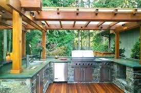 outdoor kitchen roof ideas deck kitchen ideas outdoor kitchen deck outdoor kitchen roof ideas